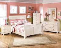 B213 Cottage Retreat Bedroom Set Signature Design by Ashley Furniture