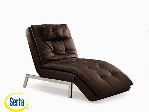 Valencia Chaise Java by Serta / Lifestyle