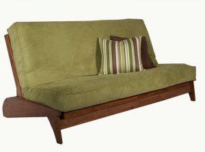 Dillon Warm Cherry Futon by Strata Furniture